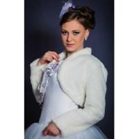 Свадебная шубка 11