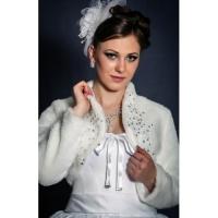 Свадебная шубка 26